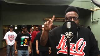 Strange Music Cypher 2017 (Tech N9ne, Rittz, Krizz Kaliko, Stevie Stone, Ces Cru, Murs and more)