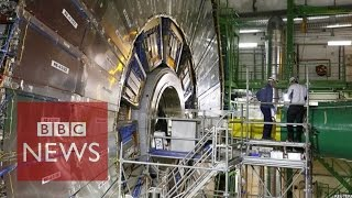 What is CERN? In 60 seconds - BBC News