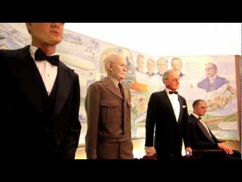 The Hall of Presidents in Gettysburg