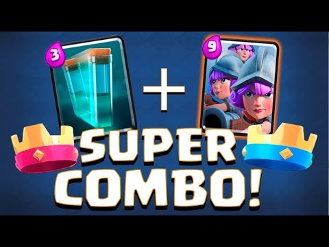 CLONE THE MUSKETEERS! :: Clash Royale :: NEW EPIC CARD IN CLASH ROYALE