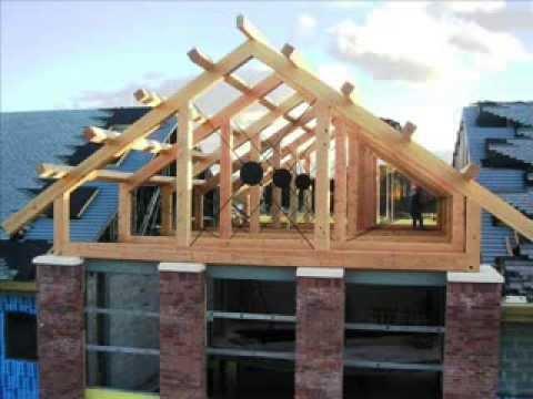 Timber Truss Designs 1