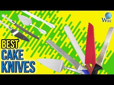 10 Best Cake Knives 2017