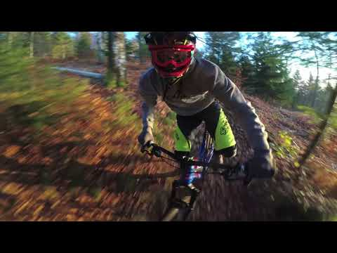 Downhill Edit with a lot of crashes 2018
