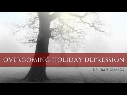 1.  Overcoming Holiday Depression