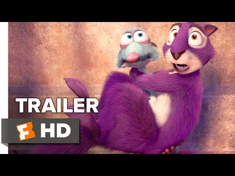 The Nut Job 2: Nutty By Nature Trailer  2 (2017)   Movieclips Trailers