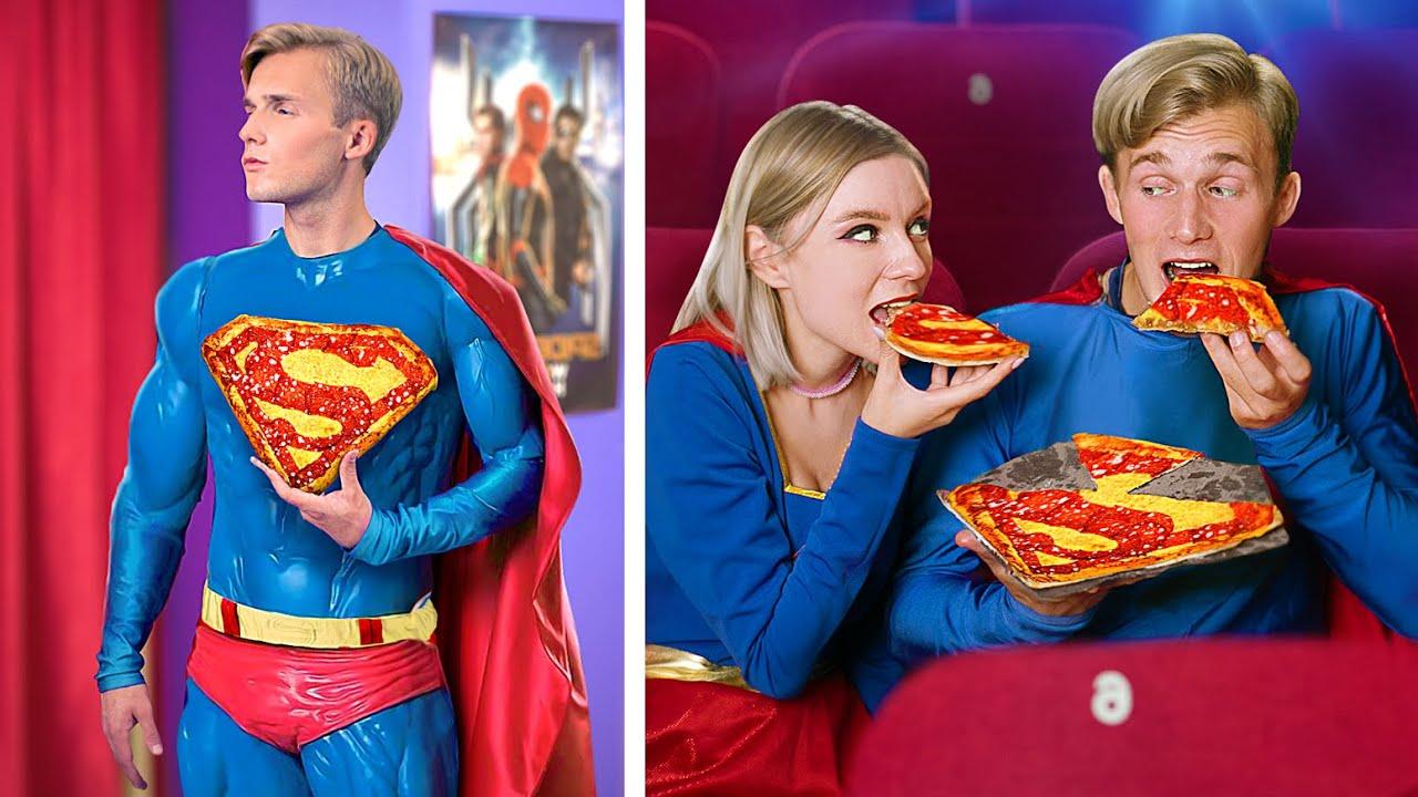 17 Formas de Escabullir Superhéroes al Cine