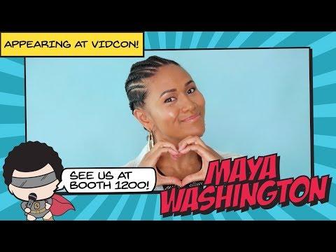 Xxx Mp4 See Shameless Maya LIVE At VidCon 2018 3gp Sex