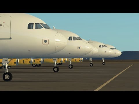 Infinite Flight Global - Vueling A320 - Athens to Barcelona - LIVE ATC