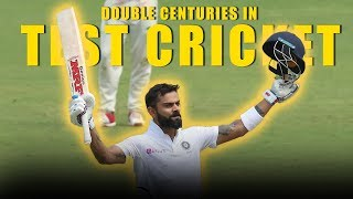 10 Cricketers who scored most Double Centuries in Test Cricket | Simbly Chumma