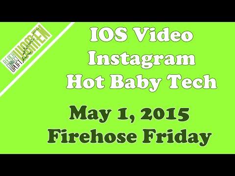 IOS Video, Instagram Emojis, Firehose Friday