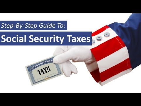 Social Security Taxation: Step-By-Step