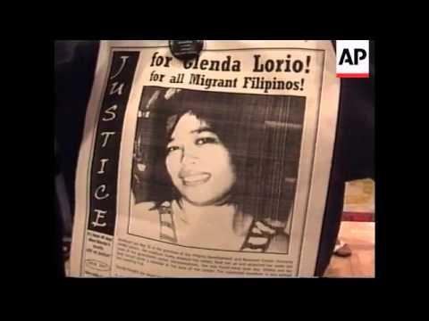 HONG KONG: FILIPINO DOMESTIC HELPER MURDER LATEST