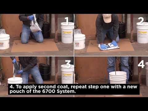 Rust-Oleum Industrial- Flooring Application- Industrial Solid Color