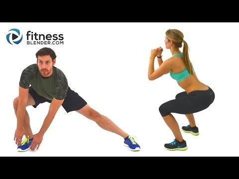 1000 Calorie Workout Video: 94 Minute Insane HIIT & Bodyweight Workout: Attempt at Your Own Risk!