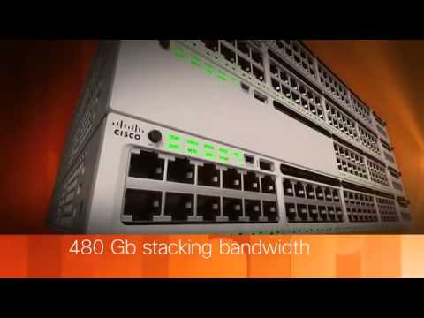 Unified Access Cisco Catalyst 3850 Switch