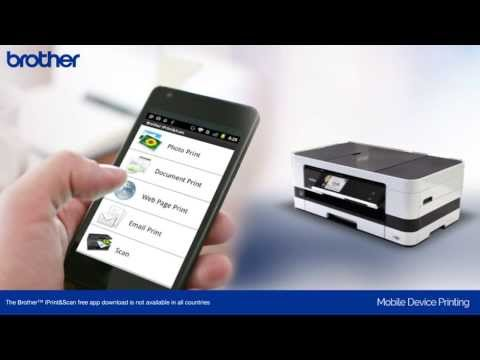 Brother™ Mobile Device Printing