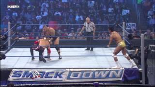 Edge & Christian vs. Alberto Del Rio & Brodus Clay: SmackDown, March 11, 2011