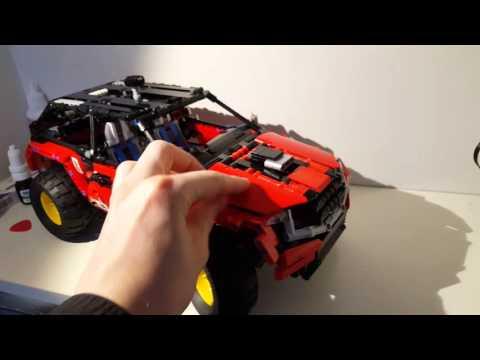 Range Rover Evoque LEGO Technic CUSTOM
