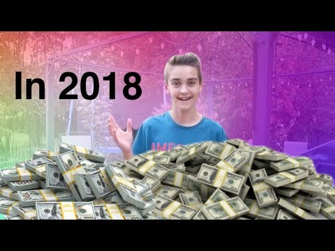 How To Make Money Fast As A Kid!! (2018)