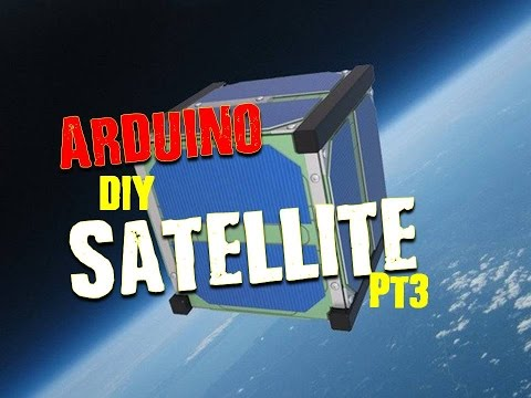 Let's make a Satellite with Arduino Part 3- Morse Code (CW) Telemetry