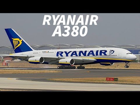 What if RYANAIR OPERATED the A380?