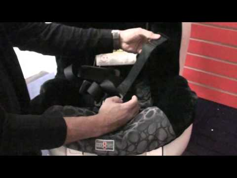 Britax Advocate- How to Clean Car Seat Part 2