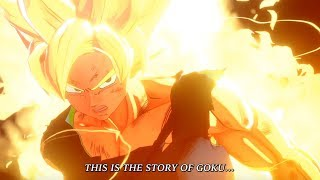 NEW 2019 DBZ Action RPG OFFICIAL Gameplay Reveal | Dragon Ball Project Z