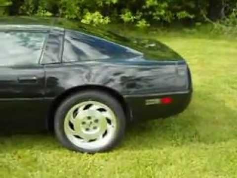 1995 LT1 Chevy Corvette for sale.AVI
