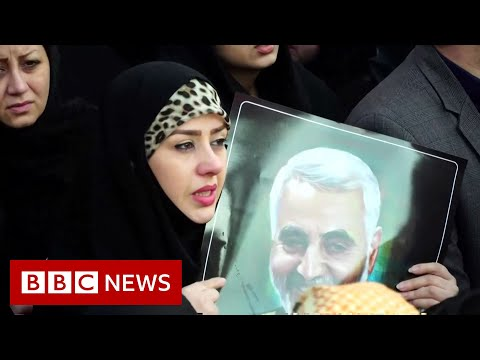 Xxx Mp4 Millions Turn Out In Iran For General Soleimani 39 S Funeral BBC News 3gp Sex