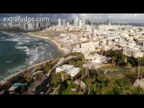 DJI Mavic Air demo 2 - Jaffa / Israel in 4K