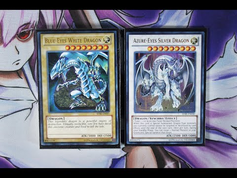 YuGiOh! BEST! BUDGET! Blue Eyes White Dragon Deck Profile! 3 SAGA OF BLUE EYES STRUCTURE DECKS!