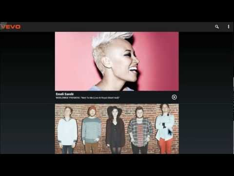 XIOS DS-ICS Official VEVO Android App Fix