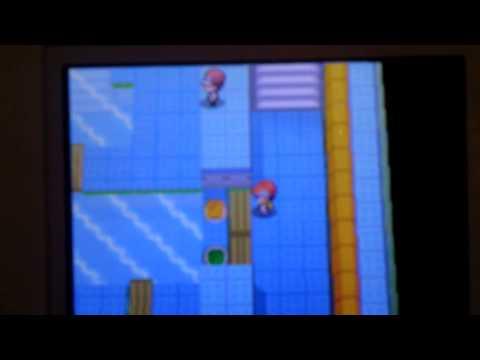 GYM - How to do the 4th gym Pokemon Diamond