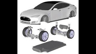 Tesla model 3 first cars worth a million dollars a piece but impacts semi truckl. stock 3000