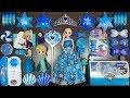 Download  BLUE DISNEY PRINCESS FROZEN Elsa & Anna Slime | Mixing Random Things into Slime | Tom Slime MP3,3GP,MP4