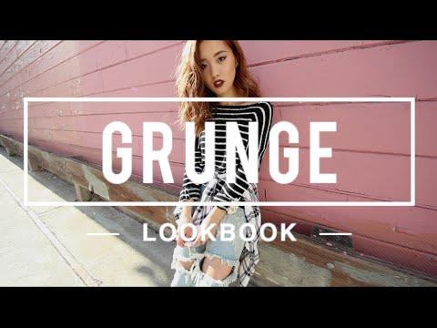 Grunge Inspired Lookbook