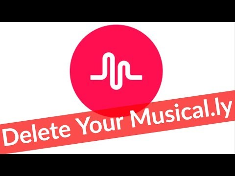 How To Delete/Deactivate Musically Account Permanently In Mobile & Remove Your All Musical.ly Data