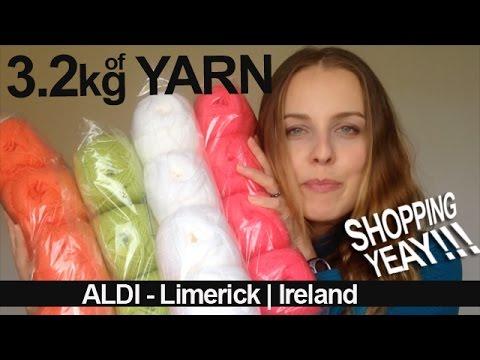 Aldi Yarn Craft Knit - SHOPPING | knittingILove