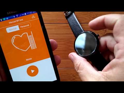 H09 Blood Pressure Reading Smart Watch: Unboxing and Review