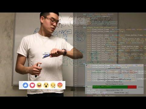 how I made a facebook autoliker