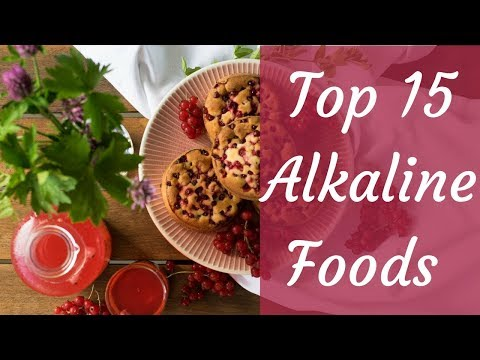 Top 15 Alkaline Foods That Can Prevent Cancer, Heart Disease, And Obesity