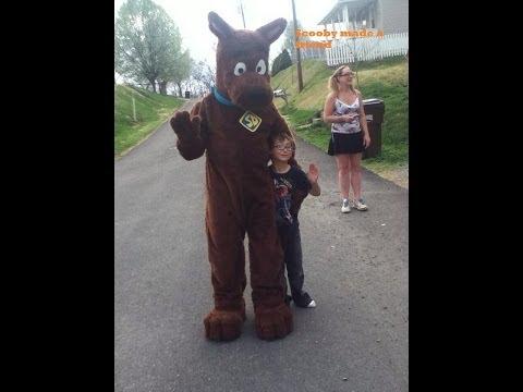 How I Made My Scooby-Doo Fursuit , Mascot , Costume