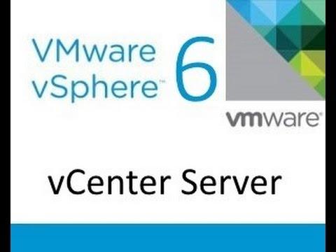 VMware vCenter Server Appliance 6 0 Installation