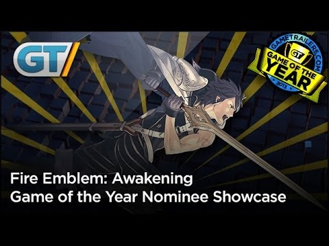 Game of the Year 2013 Nominee: Fire Emblem: Awakening