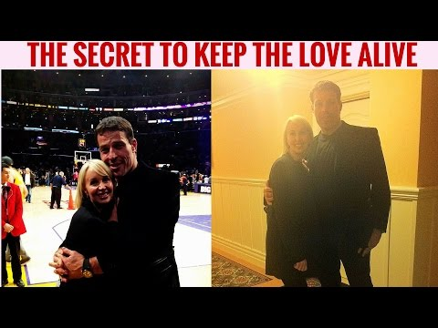 Tony Robbins & Sage Robbins - The Secret To Keep The Love Alive | Tony Robbins Compilation