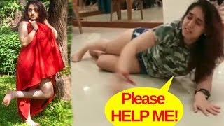 जमीन पर लेट कर मदद मांगती दिखी Aamir Khan की बेटी Ira Khan, वीडियो देख जानें क्या है माजरा
