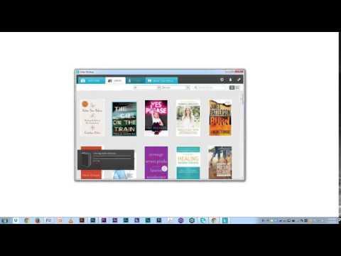 Kobo Tips: Reading on the Kobo Desktop