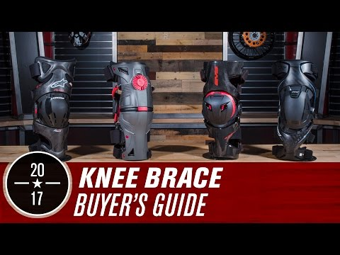 Best Motocross Knee Braces | 2017