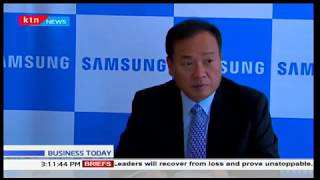 Samsung plans to double annual revenue from its African markets