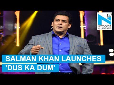 DON't MISS! First Look of Salman Khan's 'Dus Ka Dum'